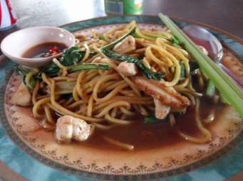 Fried Noodles à Kusu Island