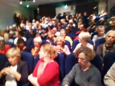 Traitement des nitrates par Areva  Malvési/Narbonne : une réunion d'information passionnante!