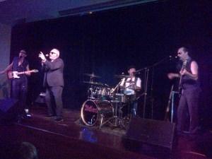 Un groupe extraordinaire de vitalité, un rock de haute qualité : The Oldies !