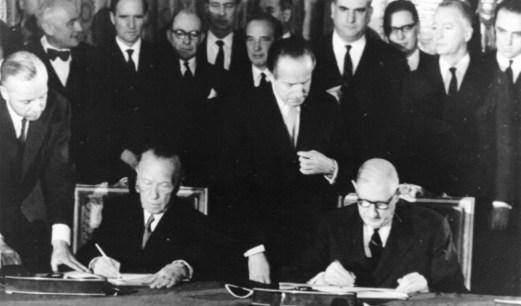 Traité de l'Élysée, est-ce une bonne idée ?