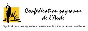 Communiqué de la Confédération paysanne de l'Aude
