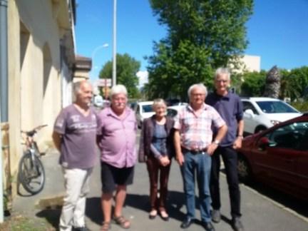 Des citoyens se mobilisent dans l'Aude pour défendre la sécurité sociale.