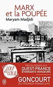 « Marx et la poupée » de Maryam Madjidi
