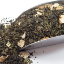 Thé Vert Menthe-Citron bio