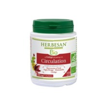 Complexe Circulation bio (100 gélules) - Herbesan