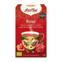 Yogi Tea – Rose bio (17 sachets)