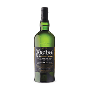 Ardbeg Single Malt Scotch Whisky