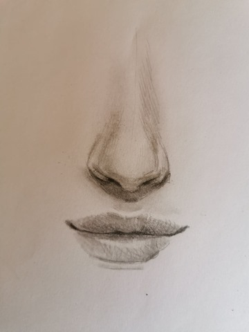 Dessiner un nez parfaitement réaliste !