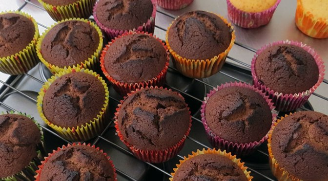 Cupcakes: Receta Base