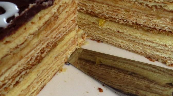 Torta de Panqueques