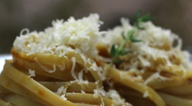 Salsa Vegetariana para Pastas: Tomate y callampas secas