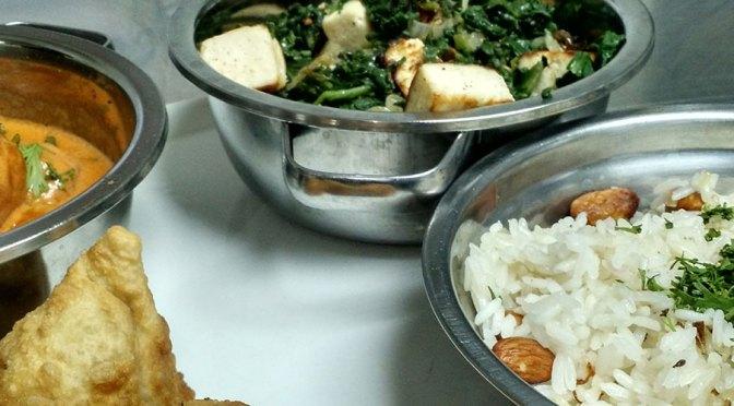 Clase de Comida India Vegetariana