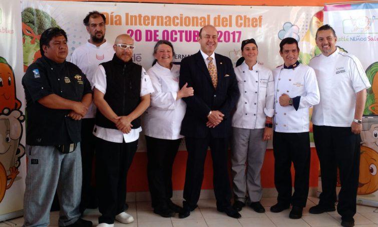 Día Internacional del Chef 2017. Chefs
