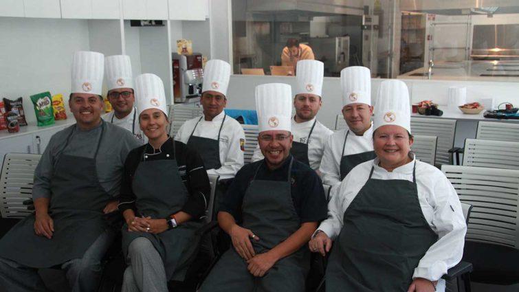 Guía de Técnicas Culinarias: Un excelente equipo