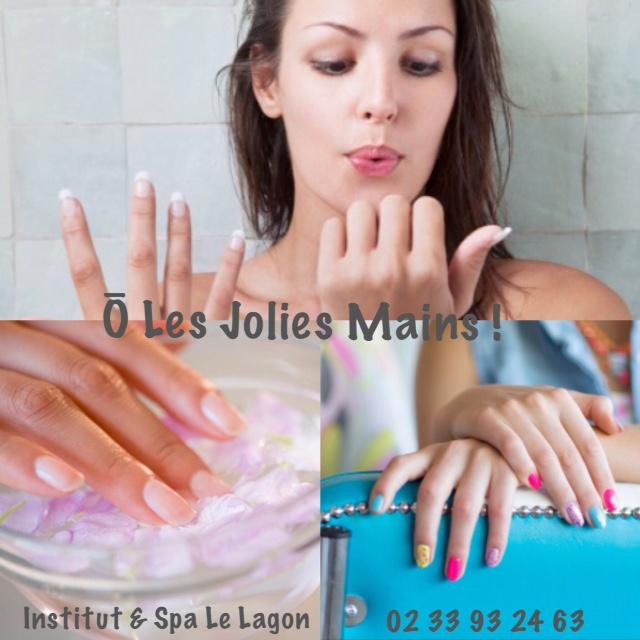 Ô les jolies mains !