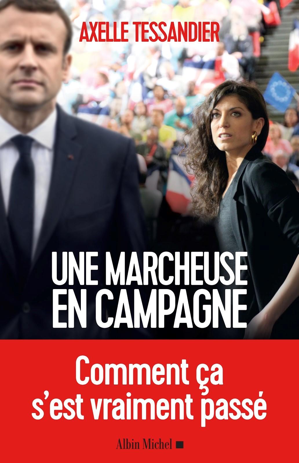You are currently viewing Entretien avec Axelle Tessandier, déléguée nationale de La République En Marche