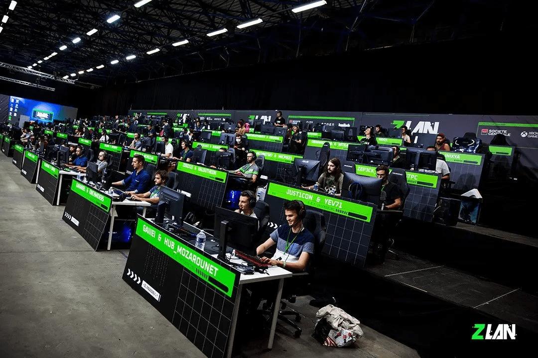 La ZLAN, une compétition de rêve pour les amateurs d'esport