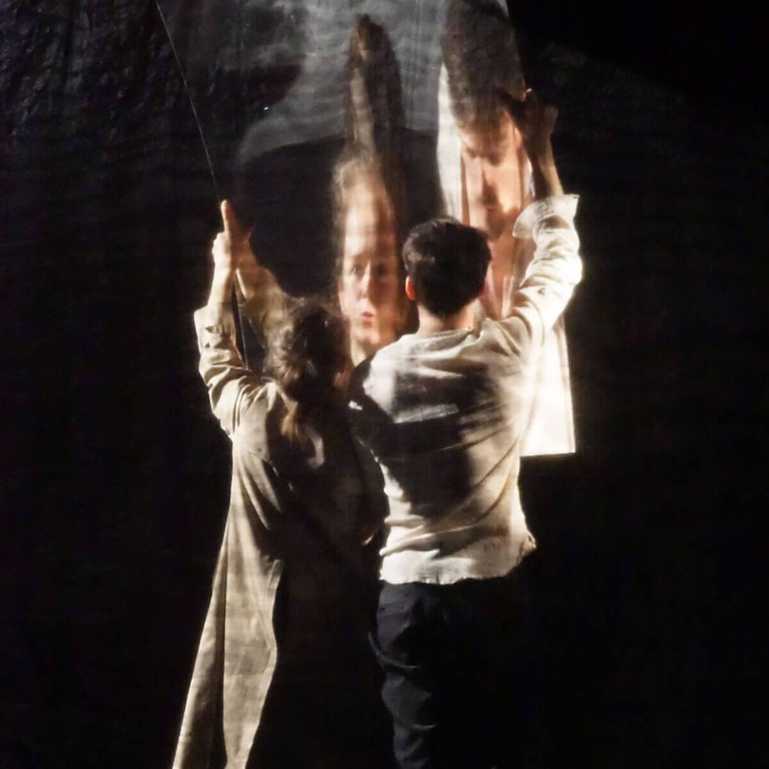 Roméo & Juliette : Adaptation et mise en scène : Maïlys Castets