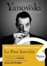 La Passe Interdite (création 2013)