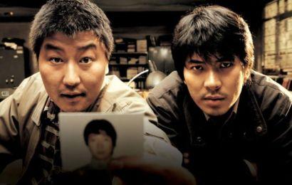 Memories of Murder, Bong Joon-Ho (2003)