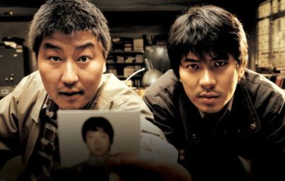 Memories of Murder, Bong Joon-Ho (2003)
