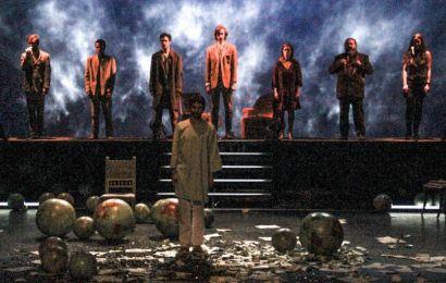 Le Maître et Marguerite - de Mikhaïl Boulgakov, adaptation et mise en scène Igor Mendjisky