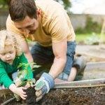 1001 petits moments de jardinage avec ses enfants pour du temps de qualité