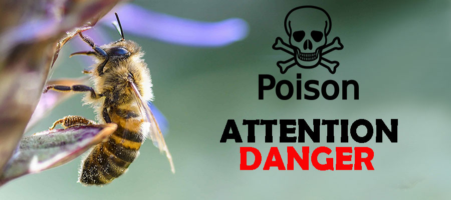 poison pour les abeilles