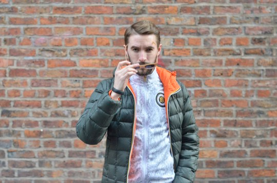 blog mode homme look_kway_nike_New balance_Levis_Nixon_Paris__manchester streets_3