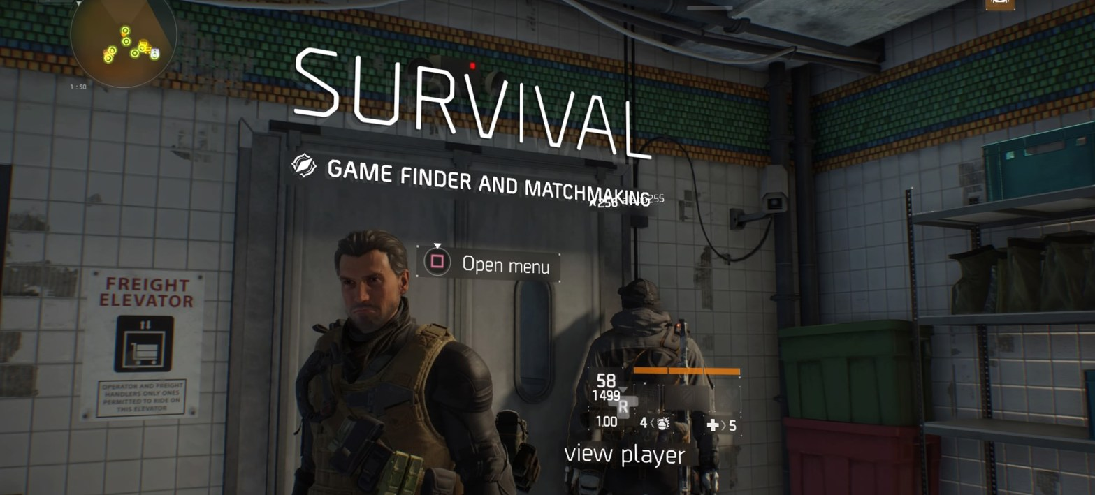 The Division Survival Titel - The Division - Survival Erweiterung (DLC) PS4