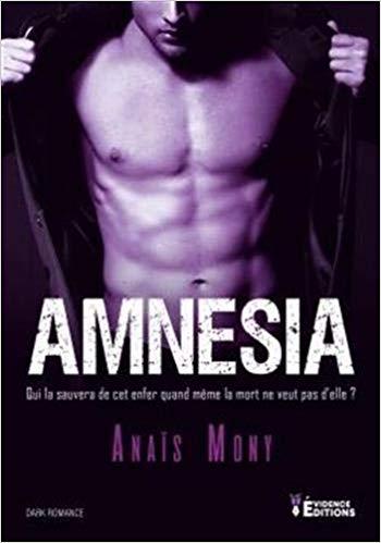 Amnésia – Anaïs Mony