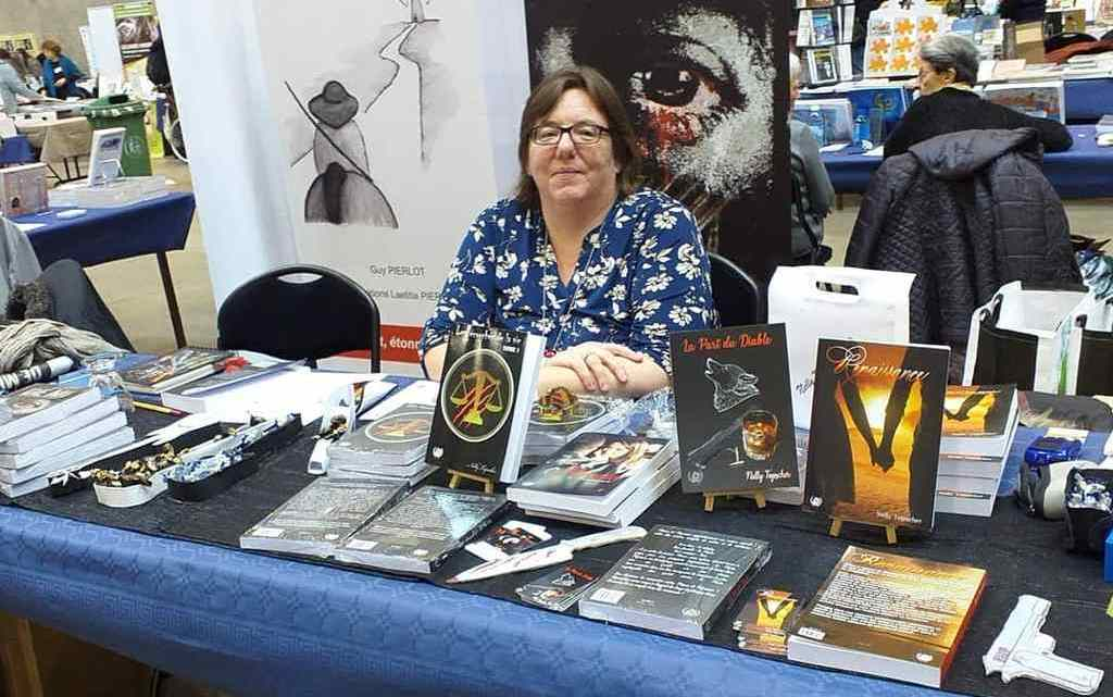 Gracieuse interview : Nelly Topscher