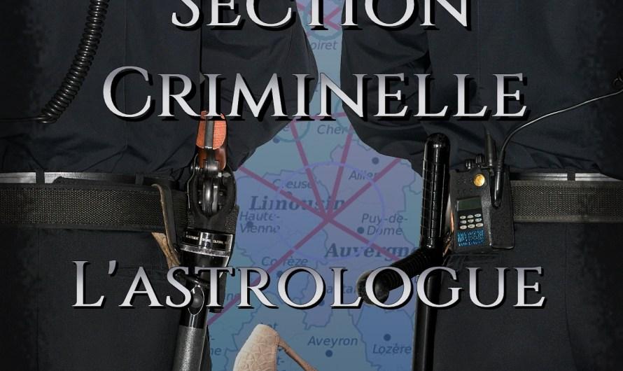 Section criminelle : l'astrologue  – Florence Brichau-Prado