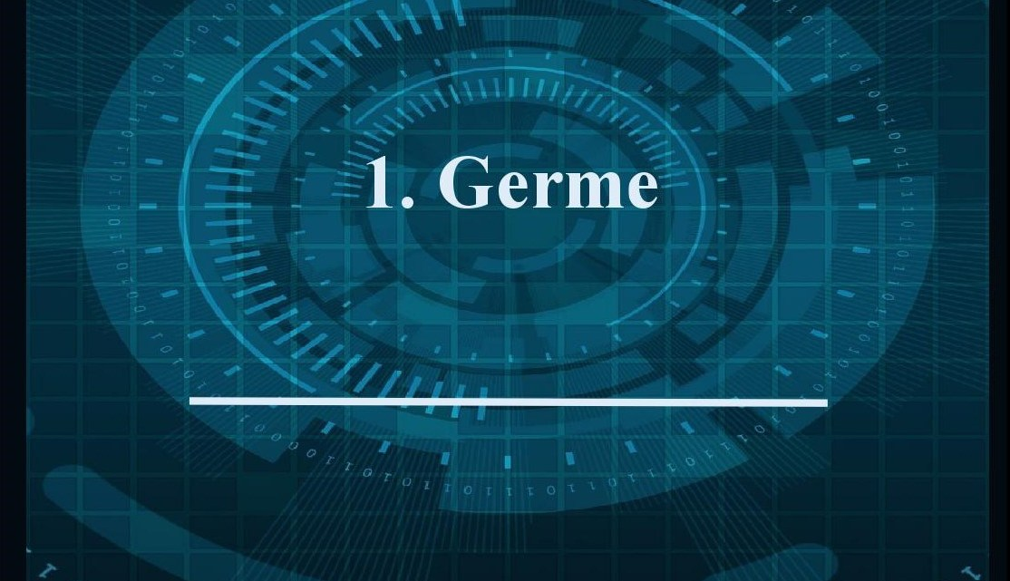 La cité de l'emprise – tome 1 : Germe – Annette Misen