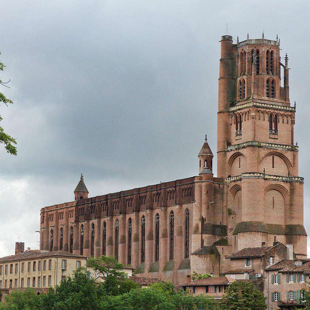 Albi, cathédrale Sainte Cécile