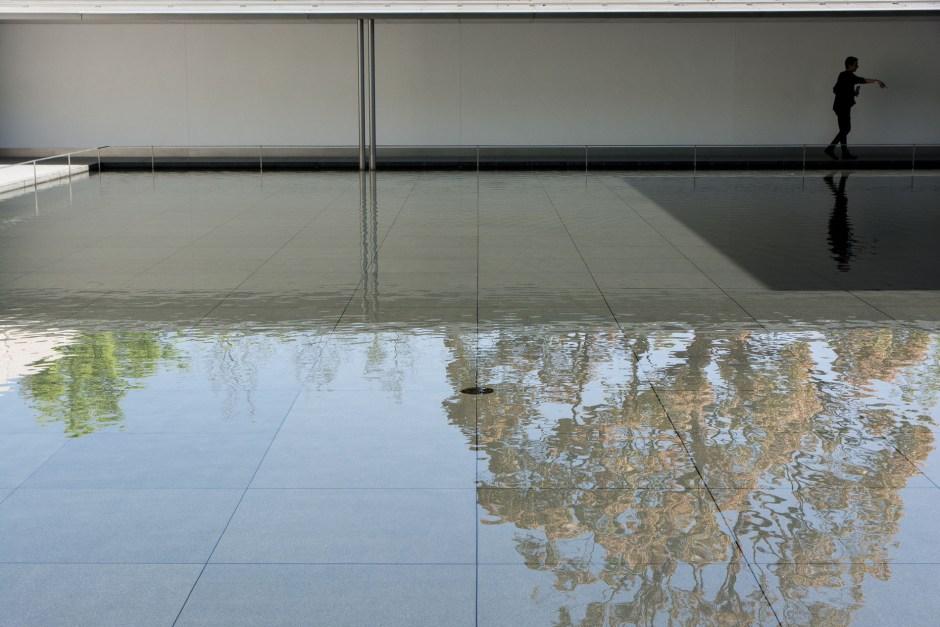 Le musée D.T. Suzuki à Kanazawa, dans les Alpes Japonaises