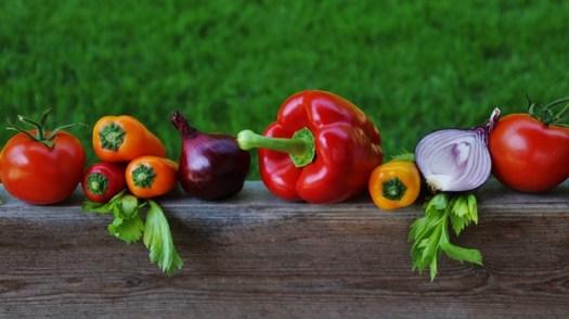 légumes sains