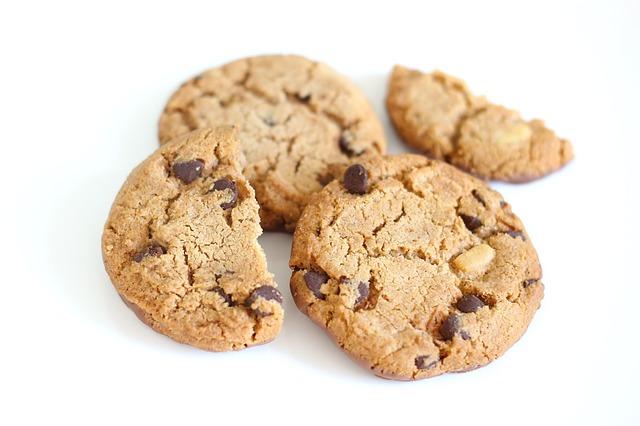 manger un cookie ça ne fait pas grossir