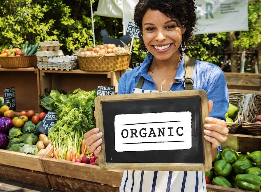 Les endroits pour manger bio et moins cher, astuces :