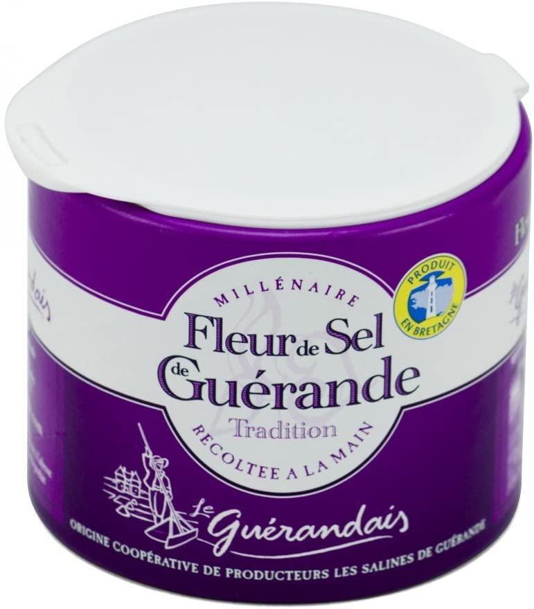 Le sel de Guérande comme alternative au sel blanc de table