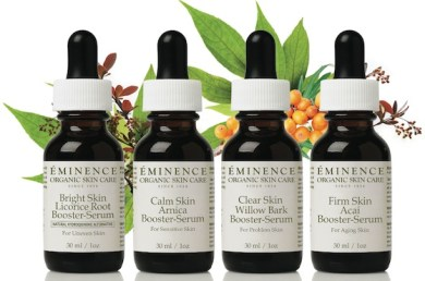 Spa Specials - Free Eminence Organic Skincare Serums at Le Reve