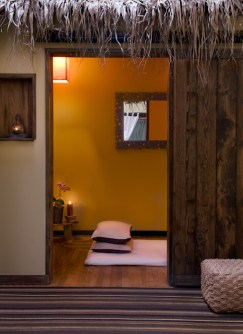 Le Reve Organic Spa & Boutique Barefoot Service Room