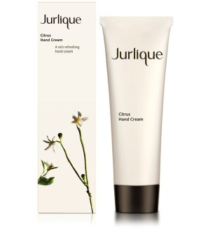 holiday gift idea jurlique citrus hand cream
