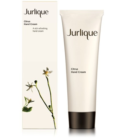 Le Reve Organic Spa & Boutique Citrus Hand Cream by Jurlique Biodynamic Skin Care