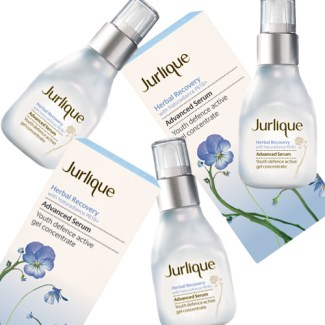 jurlique herbal recovery line