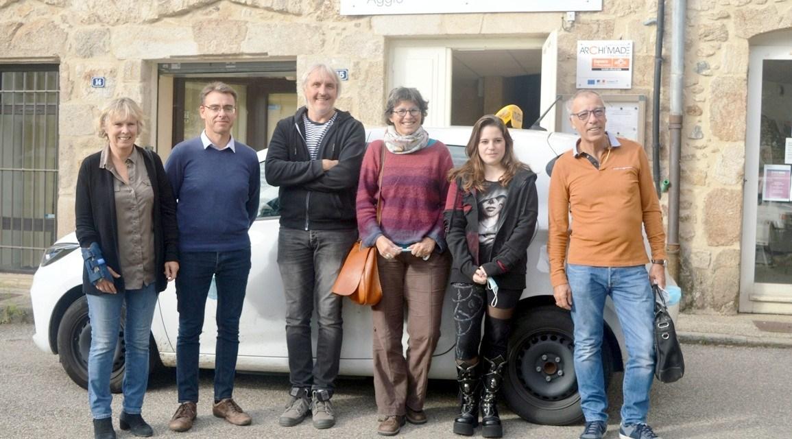 Saint-Félicien – Tremplin présente son auto-école socialeitinérante