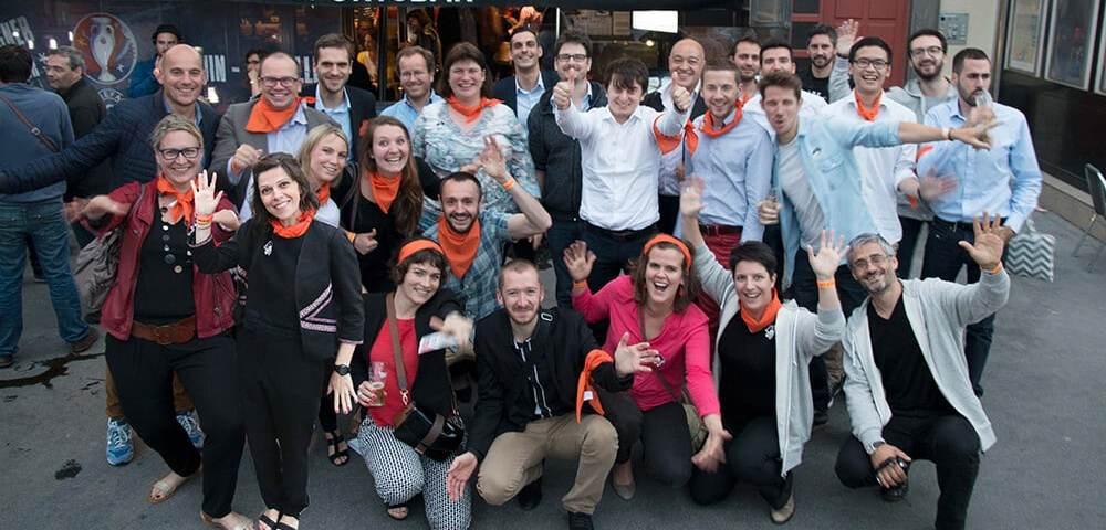 Les porteurs de projets de la school saison 2, programme pour entreprendre à Rennes
