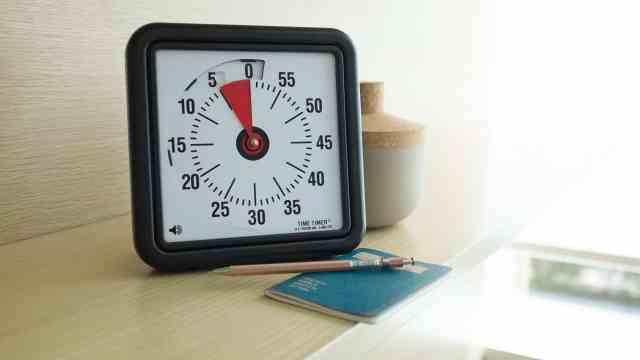 Time timer spécial TDAH