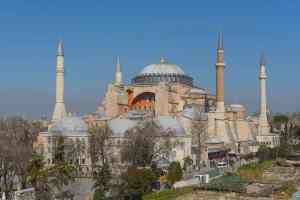 Hagia Sophia: tensions entre civilisations