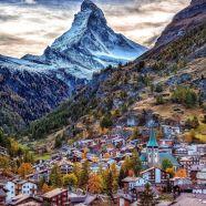 Quelques destinations en Suisse pour le voyage d'étude